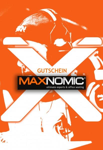 """Gutschein """"MAXNOMIC"""""""