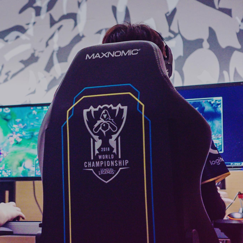 MAXNOMIC® meets League of Legends Worlds 2018 | NEWS
