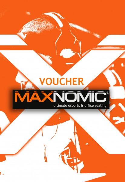 """Voucher """"MAXNOMIC"""""""
